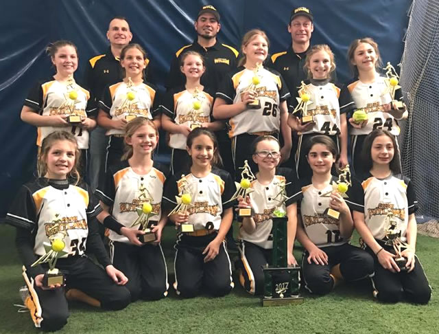 10u Wing - Madness in March Champions