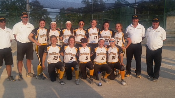 PGF Blue Chip 2nd place