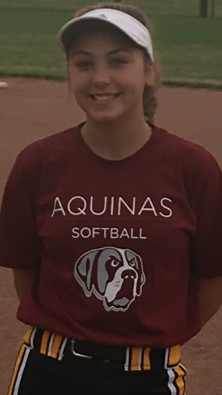 Kim Sosnowski Commits to Aquinas College