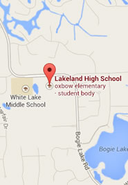 Lakeland HS - Practice Location